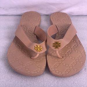 TORY BURCH Monroe Thong Flip Flop Sandals